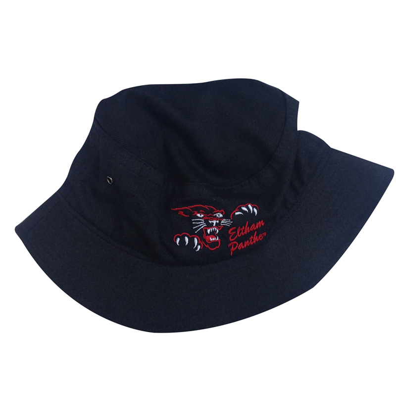 panthers netball bucket hat