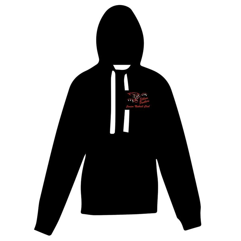 panthers netball hoodie